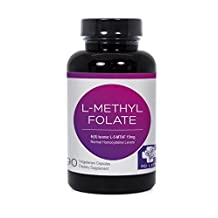 Save $$$ MD Live L-Methylfolate 15MG 90 Capsules