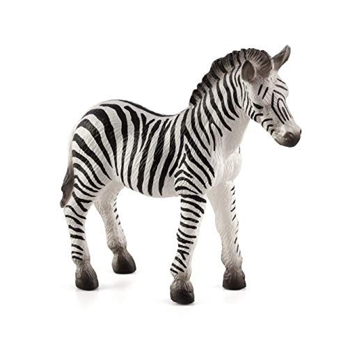 MOJO Zebra Foal Toy Figure for sale  Delivered anywhere in USA