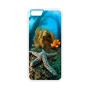 """CHENGUOHONG Phone CaseSea Stars and Sea dragon For Apple Iphone 6,4.7"""" screen Cases -PATTERN-10"""
