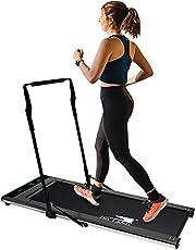 جهاز مشي سكاي لاند رفيع للجنسين مع مقبض هيدروليكي - اي ام-1200 اس- رمادي، الطول-145، العرض-67، الارتفاع-130 سم