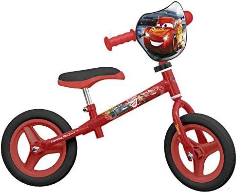 TOIMSA – Bicicleta sin Pedales para niños bajo Licencia Cars 3 10 ...