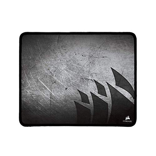 CORSAIR MM300 - Anti-Fray Cloth Gaming Mouse Pad - High-Performance Mouse Pad Optimized for Gaming Sensors - Designed for Maximum Control - Small (CH-9000105-WW) (Windows 7 Vs Windows 10 Performance Old Pc)