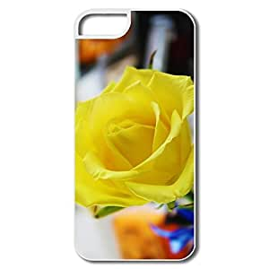 Cool Yellow Rose IPhone 5/5s Case For Friend