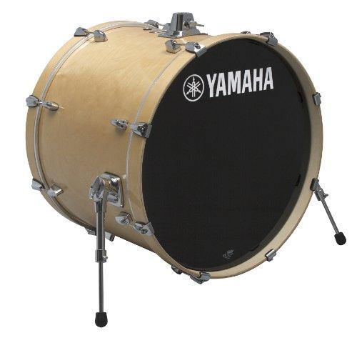 Yamaha Stage Custom Birch 18x15 Bass Drum, Natural Wood ()