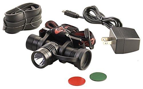 Streamlight 61306 ProTac HL USB Headlamp 120V AC - Clam - Black - 1000 Lumens