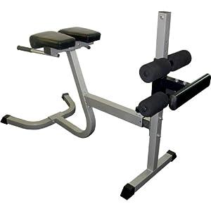 Valor Fitness CB 23 Back Extension/Sit Up Bench