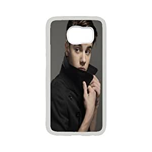 Custom High Quality WUCHAOGUI Phone case Singer Prince Justin Bieber Protective Case For Samsung Galaxy S6 - Case-10