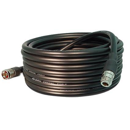 Antena exterior Cable de 30 pies - HAC30N
