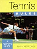 Tennis Rules, Barry Newcombe, 0706375386