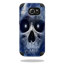 MightySkins Protective Vinyl Skin Decal for Mophie Juice Pack Samsung Galaxy S6 wrap cover sticker skins Haunted Skull