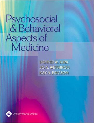 Psychosocial and Behavioral Aspects of Medicine