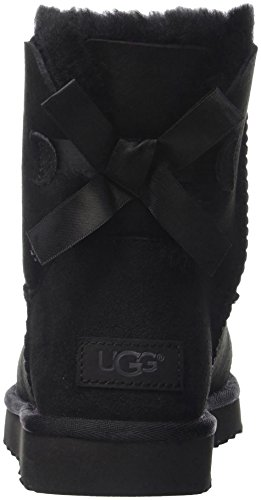 Scarpe Nero Ugg Mini Collo Bailey Australia A Bow Donna Alto zAAwIr