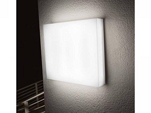 Plafoniere Per Esterno Lombardo : Lombardo diffusore luce plafoniera led da parete ip art