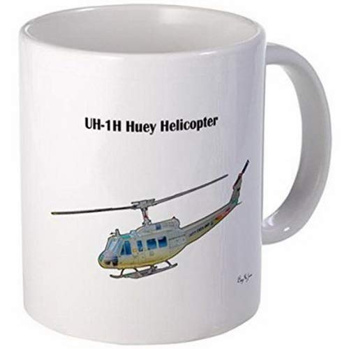 Coffee Mugs For Sale 11 Ounce Mug - Uh-1H Huey Helicopter for sale  Delivered anywhere in USA
