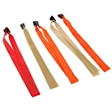 """5Pcs Elastic Powerful Rubber Band For Slingshot Catapult Outdoor Hunting 0.7mm/0.03""""."""