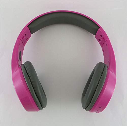 Vivitar Bluetooth Wireless Stereo Headphones with Mic Pink BH-C26-PNK
