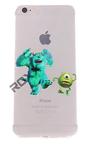 monster inc silicone case - 8