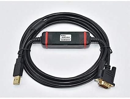 Amazon.com: Isali USB-XW2Z-200S-VH - Cable de programación ...