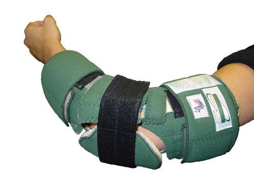 Elbow Orthosis w/ Hinges Medium by Marble Medical