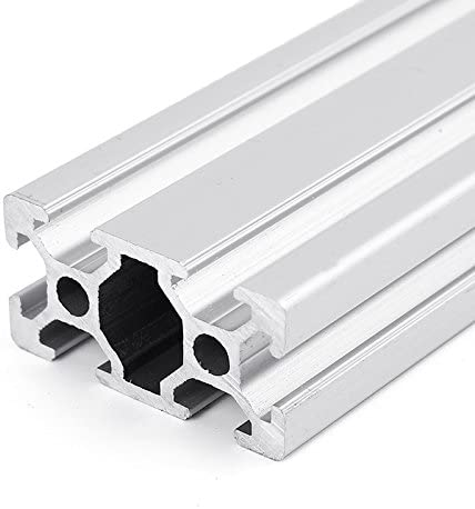 ZYLtech 2040 20mmx40mm T-Slot Aluminum Extrusion 300 mm CNC 3D Printer