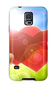 Galaxy S5 Case, Premium Protective Case With Awesome Look - Love (35554363)