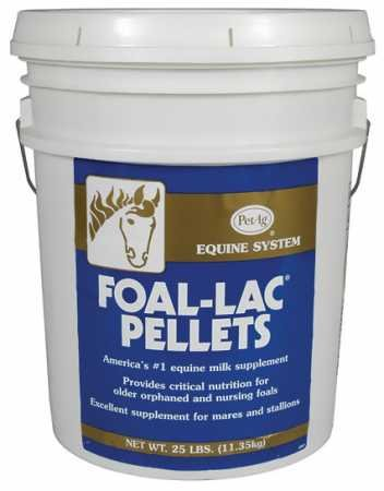 FoalLac Pellets (25 lb) (Pet Ag Foal)