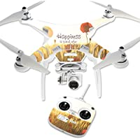 Skin For DJI Phantom 3 Standard – Be Happy | MightySkins Protective, Durable, and Unique Vinyl Decal wrap cover | Easy To Apply, Remove, and Change Styles | Made in the USA