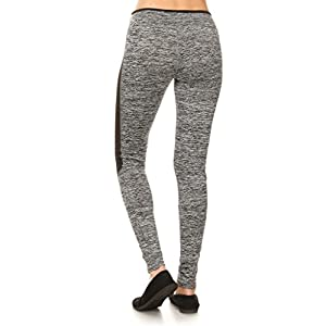2ND DATE Women's Active Athletic Sports Leggings