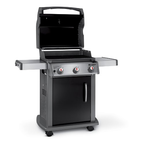 weber 46510001 spirit e310 liquid propane gas grill black gas barbeque reviews. Black Bedroom Furniture Sets. Home Design Ideas