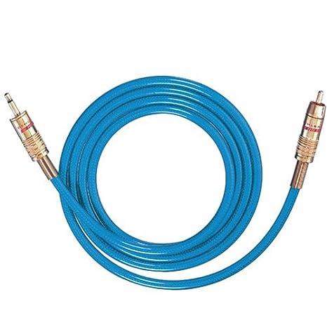 Oehlbach NF 113 - Cable de audio digital (clavija de 3,5 mm, 1,5 m ...