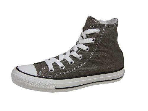 Vaciar la basura directorio Hacer  Buy Converse Chuck Taylor All Star HI SEASNL Basketball Shoes 4.5 Men US /  6.5 Women US (Charcoal) at Amazon.in