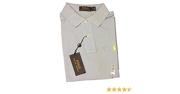 ad3ba348b3 Ralph Lauren Polo Men's Classic-Fit Mesh Polo at Amazon Men's Clothing  store: