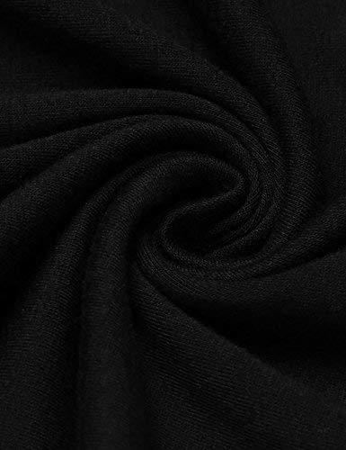 Sciolto Mode Monocromo Maniche Giacca di Lunghe Maglia Leggero Donna A Moda Fine marca Forcella Maglia Cardigan Schwarz M Aperto Tassels Giacche Elegante A Casual Autunno Color Size 6qfXvw