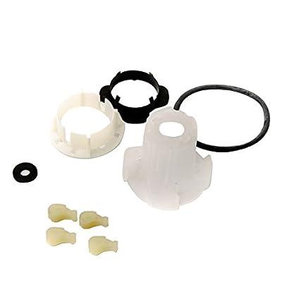 285811 Whirlpool Kenmore Maytag Roper Sears Estate Washer Agitator Repair Kit W/ Instructions