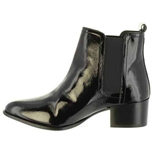 999 Pls50311 Pepe Black Waterloo Stivaletti Donna Jeans Per qHwHY8I