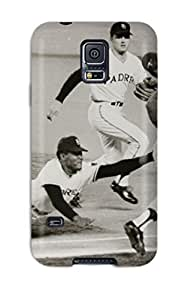 New Style san diego padres MLB Sports & Colleges best Samsung Galaxy S5 cases