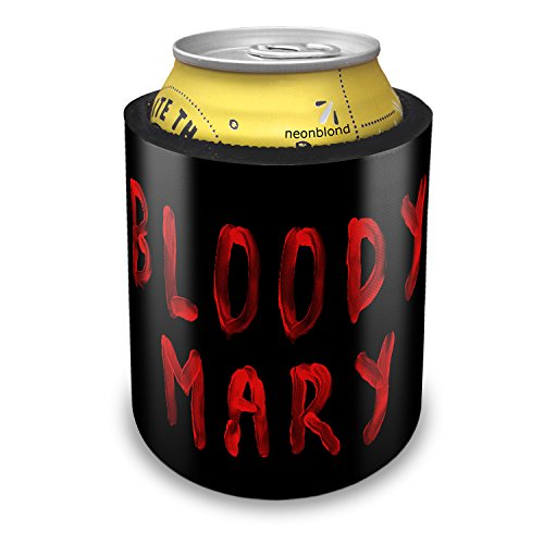 NEONBLOND Bloody Mary Blood Halloween Slap Can Cooler Insulator Sleeve]()