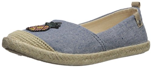 Slip On Shoe Loafer Flat Chambray 13 M US Little Kid ()