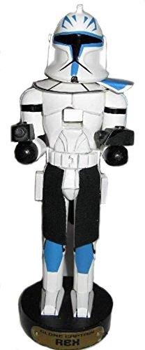 Kurt Adler Wooden Nutcracke *Clone Storm Trooper* Star Wars