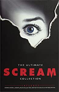 Scream Trilogy - Boxed Set