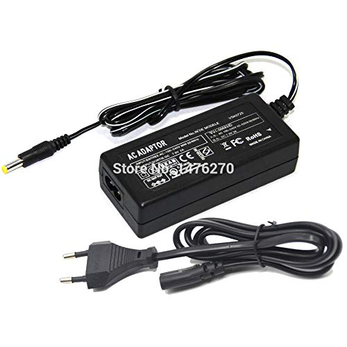 Pukido KWS0725 KWS-0725 AC Charger Power Adapter supply for Kodak DC200 DC210 DC5000 - (Plug Type: - Dc200 Series