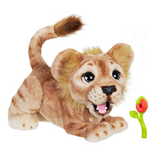 Mighty Roar Simba is one of the best toys for preschool aged girls and boys