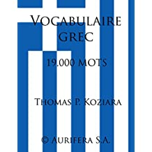 Vocabulaire Grec (French Edition)