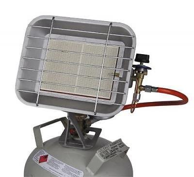 Generic yanhong de de150803 - 792 7yh0971yh Opan + Regulador calefactor de gas gas estufa gas heizst propano calefactor pr 4600 W LER 4600 regulador: ...