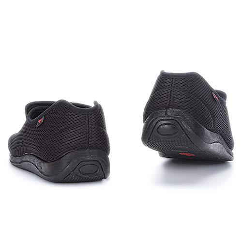 De Velcro 42 Abiertos Casa Memoria Espuma Hombres Edema Cómoda Red La Ampliación Diabéticos Zapatillas 44 Dedos Artritis Para Hinchados Zapatos Ajustable Willsky wqxX4Pq