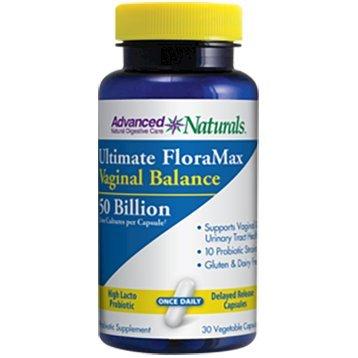 Balance Bill (Ult FloraMax Vag Balance 50 bill 30vcaps - Pack of 3)