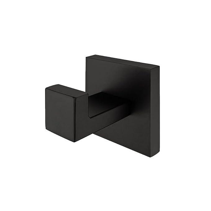 Amazon.com: YUTU Q70 - Accesorio de baño negro mate ...
