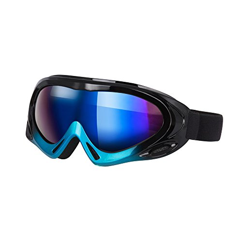 Ski Goggles Snowboard Adjustable UV Protective Motorcycle Goggles Outdoor Tactical Glasses Dust-proof Protective Combat Goggles Military Sunglasses Outdoor Activities Protective Glasses yellow - S4 Sunglasses