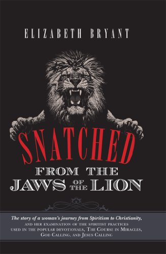 Snatched From The Jaws Of The Lion