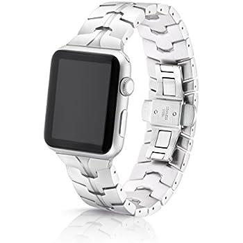 Amazon.com: Correa de reloj JUUK Ligero Premium de 1.496 in ...